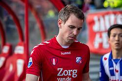 05-02-2017 NED: FC Utrecht - Heerenveen, Utrecht<br /> 21e speelronde van seizoen 2016-2017, Nieuw Galgenwaard / Wout Brama #23