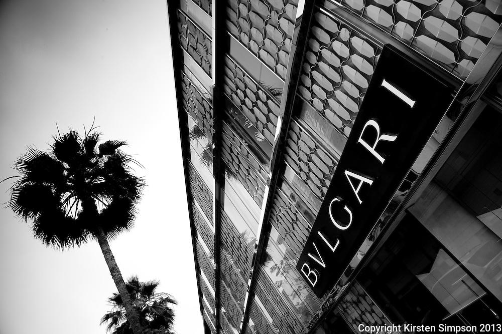 Bvlgari on Rodeo Drive in LA