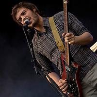 Das Pop (Niek Meul) perform live at Becks Fusions 2008, Castlefields Outdoor Arena, Manchester, Greater Manchester, UK, 06/09/2008