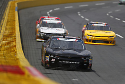May 26, 2018 - Concord, North Carolina, United States of America - JJ Yeley (38) brings his car through the turns during the Alsco 300 at Charlotte Motor Speedway in Concord, North Carolina. (Credit Image: © Chris Owens Asp Inc/ASP via ZUMA Wire)