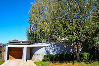 Bishop Desmon Tutu's house in Orlando, Soweto. Johannesburg, South Africa.