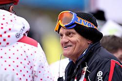 06.01.2013, Crveni Spust, Zagreb, CRO, FIS Ski Alpin Weltcup, Slalom, Herren, Kursbesichtigung, im Bild Ante Kostelic (CRO) // Ante Kostelic of Croatia // before the mens Slalom of the FIS ski alpine world cup at Crveni Spust course in Zagreb, Croatia on 2013/01/06. EXPA Pictures © 2013, PhotoCredit: EXPA/ Pixsell/ Michal Glebov..***** ATTENTION - for AUT, SLO, SUI, ITA, FRA only *****