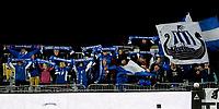 Fotball , 29 . oktober 2017 , Eliteserien , <br /> Sarpsborg - Sandefjord 5-0<br /> illustrasjon , blåhvalane på tur