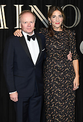 Jason Watkins and Clara Francis attending the BFI's Luminous fundraising gala, held at the Guildhall, London. Picture date: Tuesday October 3rd, 2017. Photo credit should read: Doug Peters/EMPICS Entertainment