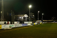 Football - 2020 / 2021 Emirates FA Cup - Round Four: Chorley vs. Wolverhampton Wanderers<br /> <br /> General views before the kick off, at Victory Park.<br /> <br /> COLORSPORT/ALAN MARTIN