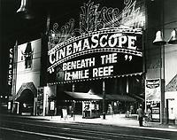 1954 Grauman's Chinese Theatre
