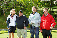 Team pictures for each foursome at the Calgary Chamber 2014 Play with the Presidents Golf Tournament at The Hamptons Golf Club in NW Calgary. Mounted prints were provided for each player in the tournament immediately following the event.<br /> <br /> ©2014, Sean Phillips<br /> http://www.RiverwoodPhotography.com