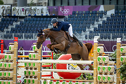 Wettstein Nicolas, ECU, Altier d'Aurois, 223<br /> Olympic Games Tokyo 2021<br /> © Hippo Foto - Stefan Lafrentz<br /> 02/08/2021