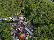 Nederland, Zuid-Holland, Zoetermeer, 14-09-2019; Van Tuylpark, Blues festival bij JJ Music House.<br /> <br /> luchtfoto (toeslag op standard tarieven);<br /> aerial photo (additional fee required);<br /> copyright foto/photo Siebe Swart