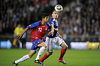 FOOTBALL - FRIENDLY GAME 2010 - FRANCE v COSTA RICA - 26/05/2010 - PHOTO JEAN MARIE HERVIO / DPPI - FRANCK RIBERY (FRA)
