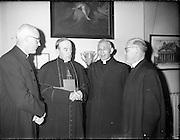 Golden Jubilee of Fr. John Ryan.<br /> 04.10.1961