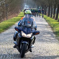 07-03-2020: Wielrennen: Ronde van Groningen: Usquert <br />KNWU Jury