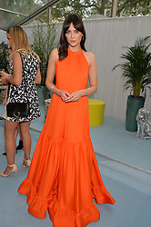 LILAH PARSONS at the Glamour Magazine Women of the Year Awards in association with Next held in the Berkeley Square Gardens, London on 7th June 2016.