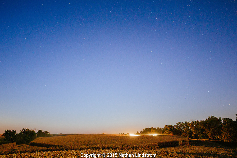 Agricultural landscape. Various farms in Johnson and Iowa County, Iowa.