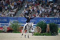 Romeike Hinrich (GER) - Marius Voigt<br /> Olympic Games Hong Kong 2008<br /> Photo © Dirk Caremans - Hippo Foto