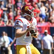USC Football v Arizona   2016