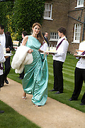 YASSMINE GHANDEHAEI, Raisa Gorbachev Foundation Party, at the Stud House, Hampton Court Palace on June 7, 2008 in Richmond upon Thames, London,Event hosted by Geordie Greig and is in aid of the Raisa Gorbachev Foundation - an international fund fighting child cancer.  7 June 2008.  *** Local Caption *** -DO NOT ARCHIVE-© Copyright Photograph by Dafydd Jones. 248 Clapham Rd. London SW9 0PZ. Tel 0207 820 0771. www.dafjones.com.