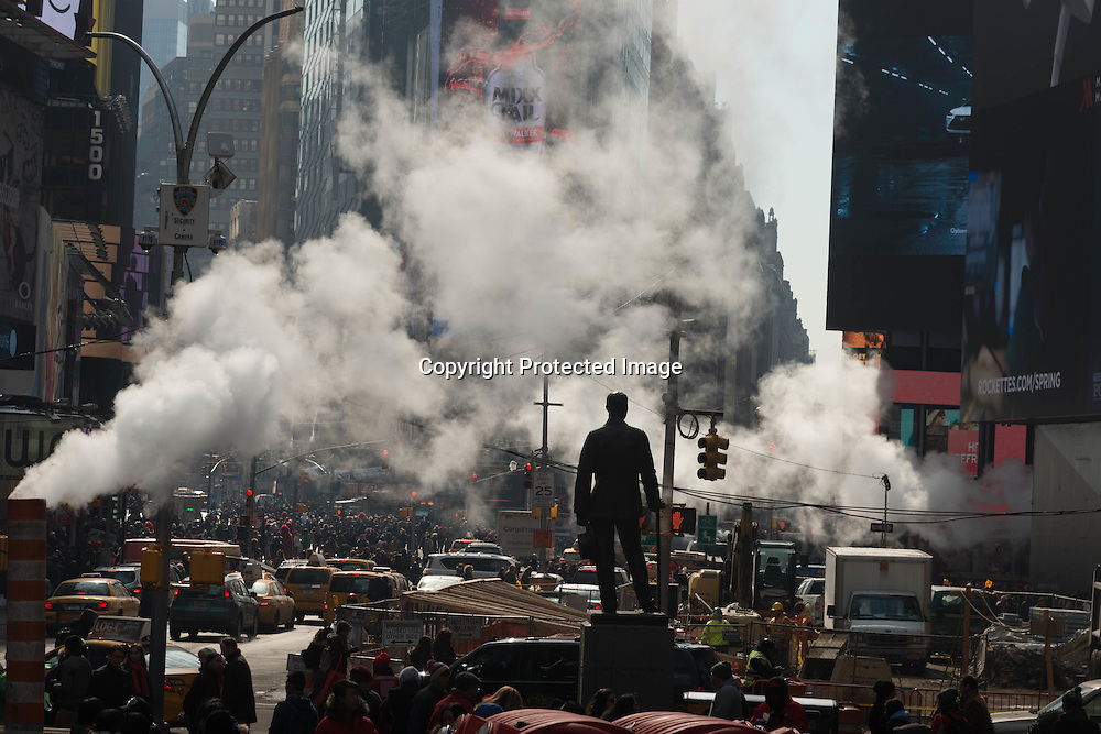 New York, Manhattan Times square