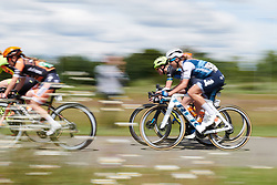 Rozanne Slik (NED) at Stage 2 of 2019 OVO Women's Tour, a 62.5 km road race starting and finishing in the Kent Cyclopark in Gravesend, United Kingdom on June 11, 2019. Photo by Sean Robinson/velofocus.com