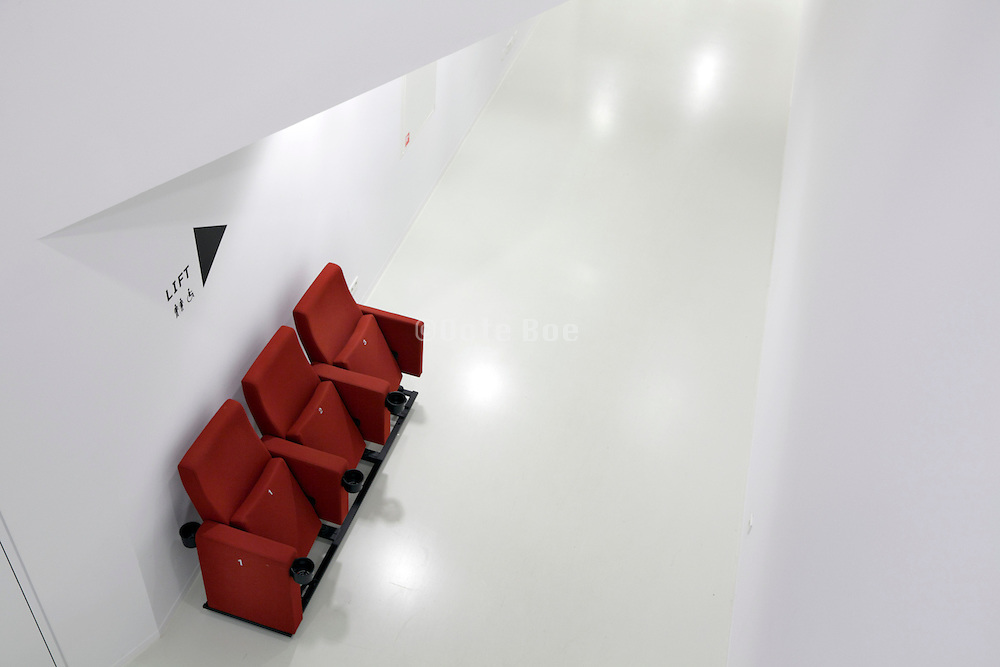 inside The new Filmmuseum Eye Amsterdam modern architecture design