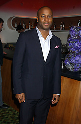 Actor NICK BAILEY at a launch party for Kraken Opus's new luxury sports books held at Sketch, 9 Conduit Street, London W1 on 22nd February 2006.<br /><br />NON EXCLUSIVE - WORLD RIGHTS