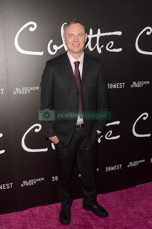 """""""Colette"""" Los Angeles Special Screening, Samuel Goldwyn Theater. 14 Sep 2018 Pictured: Wash Westmoreland. Photo credit: David Edwards / MEGA TheMegaAgency.com +1 888 505 6342"""