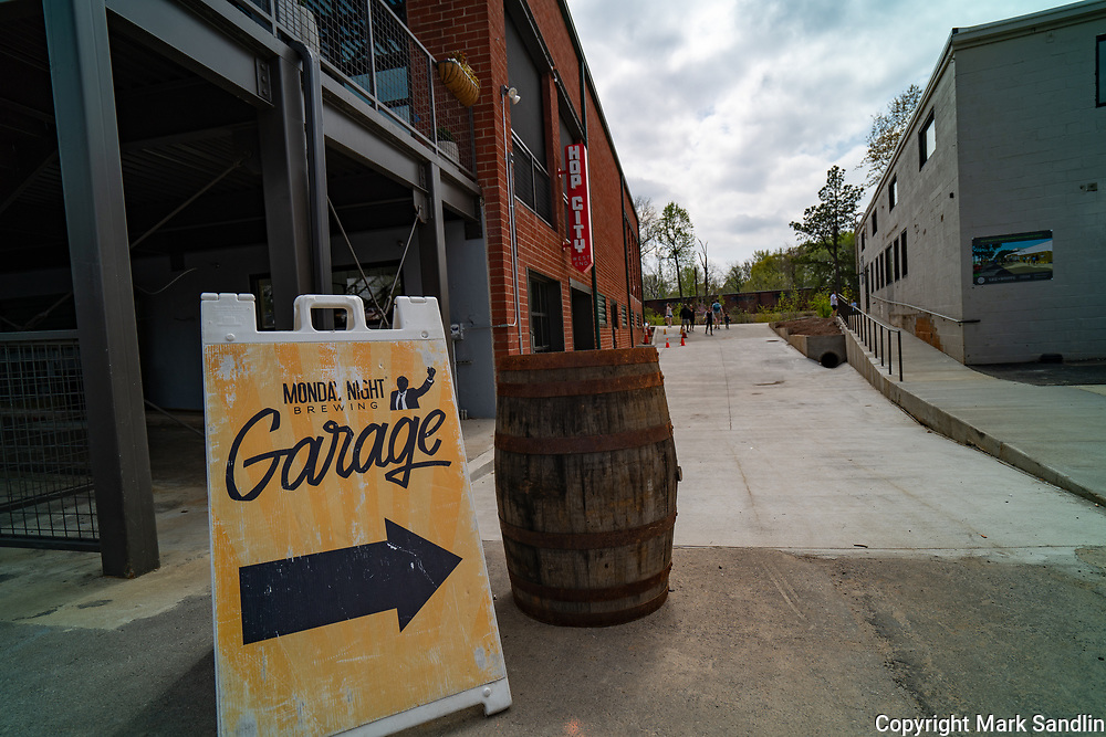 New bars, breweries and restaurants are opening in the Lee & White development along the Beltline Westside