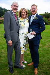 Gary and Lucy's deranged family enjoy happy wedding times!