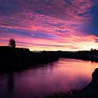 Sunrise Over Perth