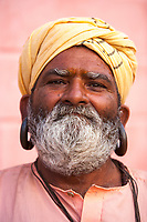 """A Sadhu (holy man)in Pushkar, India<br /> Available as Fine Art Print in the following sizes:<br /> 08""""x12""""US$   100.00<br /> 10""""x15""""US$ 150.00<br /> 12""""x18""""US$ 200.00<br /> 16""""x24""""US$ 300.00<br /> 20""""x30""""US$ 500.00"""