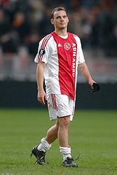 22-02-2007 VOETBAL: AJAX - WERDER BREMEN: AMSTERDAM <br /> Wesley Sneijder<br /> ©2007-WWW.FOTOHOOGENDOORN.NL