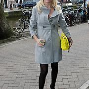 """NLD/Amsterdam/20100421 -  Presentatie Bastiaan van Schaik boek """"Koken met Modellen"""", Judith Osborn"""