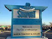 News-Albuquerque International Sunport Airport-Dec 21, 2019