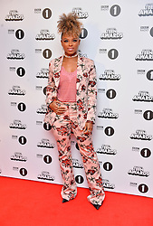 Fleur East attending the BBC Radio 1 Teen Awards, held at the SSE Wembley Arena in London. See PA Story SHOWBIZ Teen.