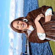 NLD/Loosdrecht/20130221 - Perspresentatie RTL programma Echte Meisje op de Prairie, presentatrice Patty Brard