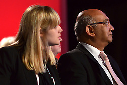 © Licensed to London News Pictures. 03/10/2012. Manchester, UK Keith Vaz MP Chair of the Commons Select Committee on Day 4 at The Labour Party Conference at Manchester Central today 3rd october 2012. Photo credit : Stephen Simpson/LNP