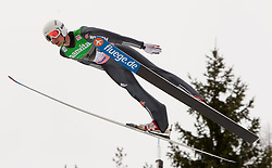 Stephan Hocke of Germany during Flying Hill Team at 3rd day of FIS Ski Jumping World Cup Finals Planica 2011, on March 19, 2011, Planica, Slovenia. (Photo by Vid Ponikvar / Sportida)