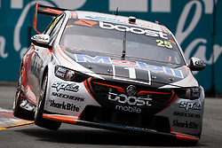 October 21, 2018 - Gold Coast, QLD, U.S. - GOLD COAST, QLD - OCTOBER 21: James Courtney / Jack Perkins in the Mobil 1 Boost Mobile Racing Holden Commodore at The 2018 Vodafone Supercar Gold Coast 600 in Queensland, Australia. (Photo by Speed Media/Icon Sportswire) (Credit Image: © Speed Media/Icon SMI via ZUMA Press)