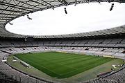Belo Horizonte_MG, Brasil.<br /> <br /> Imagem do estadio Mineirao (Governador Magalhaes Pinto) na Pampulha.<br /> <br /> Mineirao (Governador Magalhaes Pinto) in Pampulha.<br /> <br /> Foto: JOAO MARCOS ROSA / NITRO