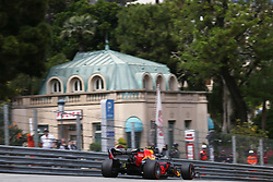 May 23, 2019 - Monte Carlo, Monaco - xa9; Photo4 / LaPresse.23/05/2019 Monte Carlo, Monaco.Sport .Grand Prix Formula One Monaco 2019.In the pic: Pierre Gasly (FRA) Red Bull Racing RB15 (Credit Image: © Photo4/Lapresse via ZUMA Press)
