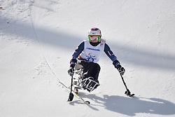 Alana Nichols, Women's Giant Slalom at the 2014 Sochi Winter Paralympic Games, Russia