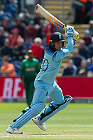 8 June 2019_cricket_CWC 2019_England v Bangladesh<br /> <br /> Jason Roy cuts<br /> in the ICC Cricket World Cup at Cardiff<br /> <br /> pic © winston bynorth
