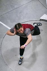 Shot, Franklin Pierce, <br /> Boston University Athletics<br /> Hemery Invitational Indoor Track & Field