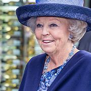 NLD/Nieuwegein/20170408 - Prinses Beatrix aanwezig bij het Parkinson Symposium, Prinses Beatrix