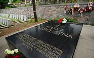 Litwa. Wilno. Cmentarz na Rossie