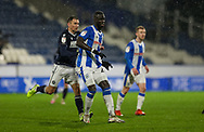 Huddersfield Town defender Mouhamadou-Naby Sarr (23)  during the EFL Sky Bet Championship match between Huddersfield Town and Millwall at the John Smiths Stadium, Huddersfield, England on 20 January 2021.