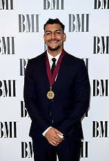 London - BMI London Music Awards - 10 Oct 2016