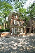 Historic Houses, Independence National Historic Park, Philadelphia