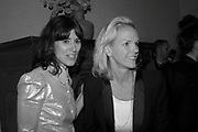 BELLA FREUD; ELIZABETH MURDOCH, Freud Museum dinner, Maresfield Gardens. 16 June 2011. <br /> <br />  , -DO NOT ARCHIVE-© Copyright Photograph by Dafydd Jones. 248 Clapham Rd. London SW9 0PZ. Tel 0207 820 0771. www.dafjones.com.