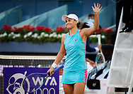 Ashleigh Barty of Australia during the third round of the Mutua Madrid Open 2021, Masters 1000 tennis tournament on May 3, 2021 at La Caja Magica in Madrid, Spain - Photo Rob Prange / Spain ProSportsImages / DPPI / ProSportsImages / DPPI